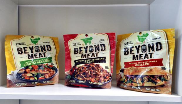 具有巨大的未來發展空間 Beyond Meat