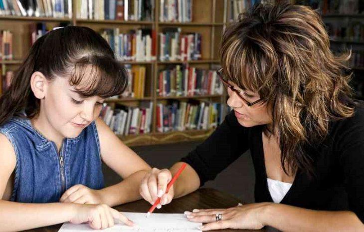 溫柔體貼的父母是小孩和補習老師的福氣