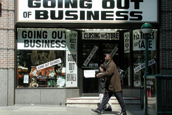 肺炎疫情爆發 海外公司現破產倒閉潮
