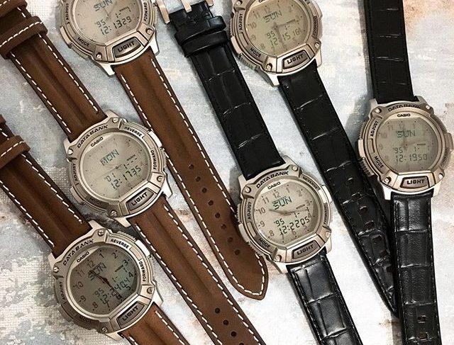 Casio Watches History