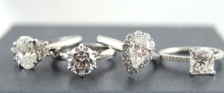 鑽石飾品普遍的幾類嵌入方式以及特性