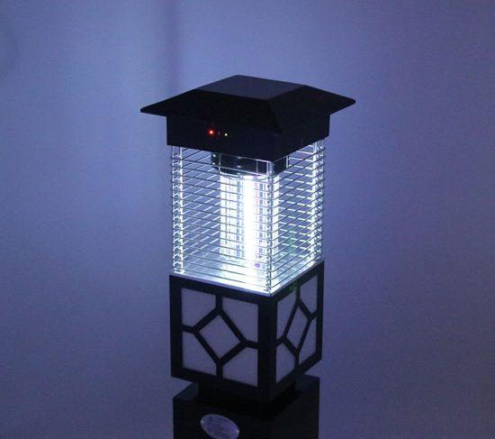 紫外光滅蚊燈究竟是否有用?