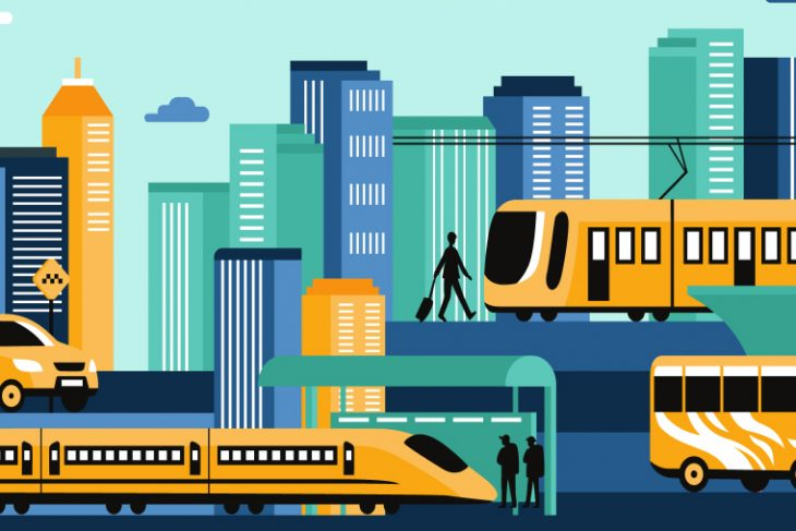 香港交通一覽