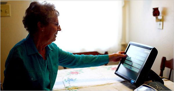 智慧養老讓老年人換個活法